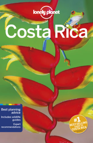 Lonely Planet Costa Rica by Planet Lonely