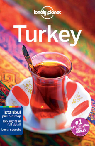 Lonely Planet Turkey by Planet Lonely