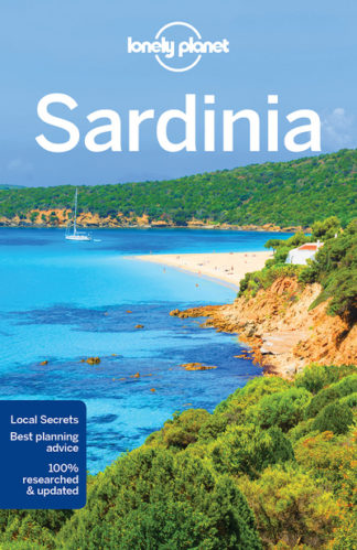 Lonely Planet Sardinia by Planet Lonely