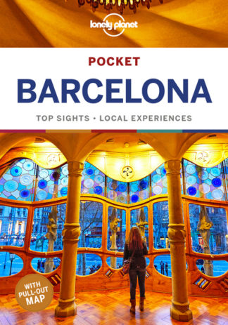 Lonely Planet Pocket Barcelona by Planet Lonely