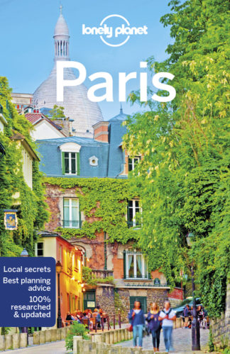 Lonely Planet Paris by