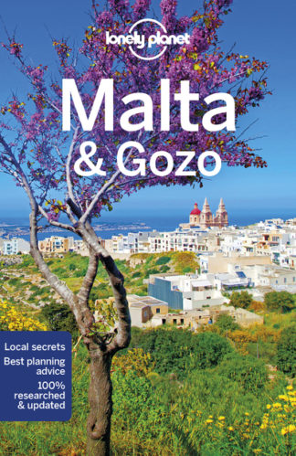 Lonely Planet Malta & Gozo by  ,