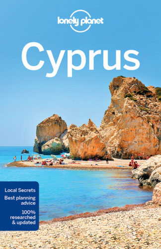 Cyprus Lonely Planet Guide by  ,