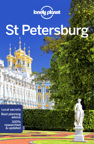 Lonely Planet St Petersburg 8 by  ,