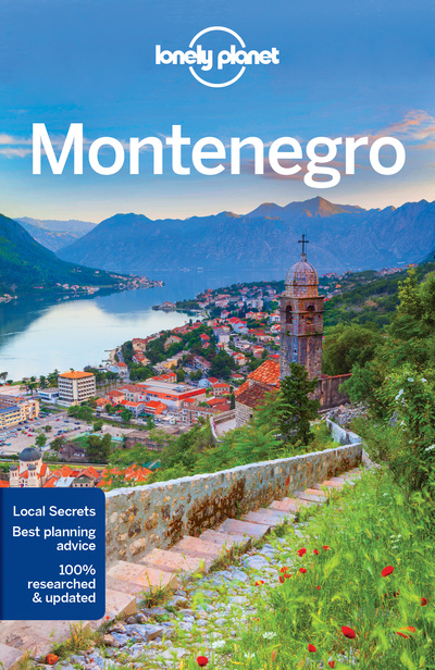 Lonely Planet Montenegro by Planet Lonely