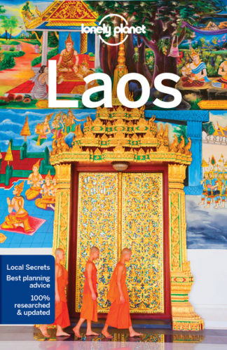 Lonely Planet Laos by Planet Lonely