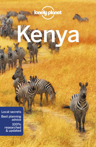 Lonely Planet Kenya by Planet Lonely