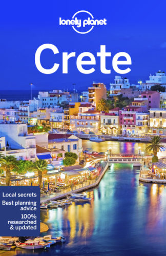 Lonely Planet Crete 7 by  ,