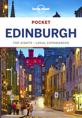 Lonely Planet Pocket Edinburgh by Planet Lonely
