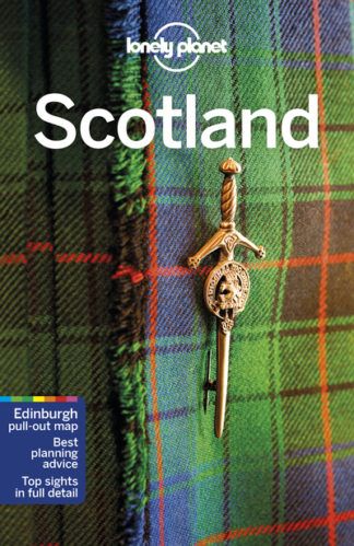 Lonely Planet Scotland 10 by  ,