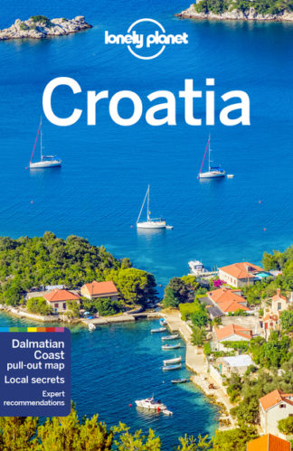 Lonely Planet Croatia (10 r.e.) by  ,