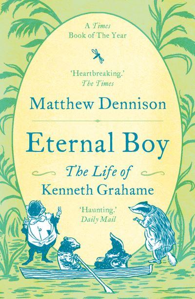 Eternal Boy by Matthew Dennison
