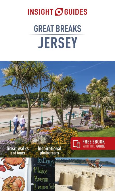 Insight Guides Great Breaks Jersey by  ,