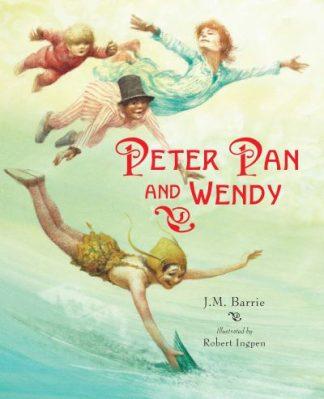 Peter Pan & Wendy by Sir J. M. Barrie