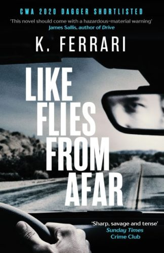 Like Flies from Afar by K. Ferrari
