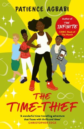 The Time-Thief by Patience Agbabi