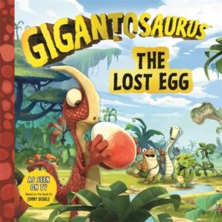 Gigantosaurus: The Lost Egg by Group Studios Cyber