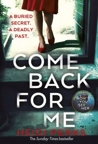 Come Back For Me by Heidi Perks