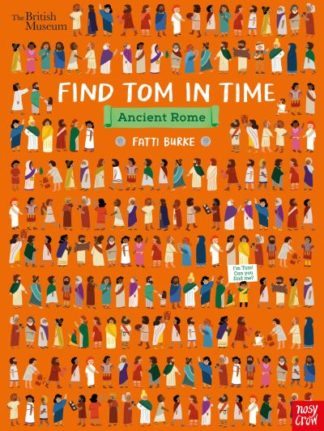 British Museum: Find Tom in Time, Ancient Rome by