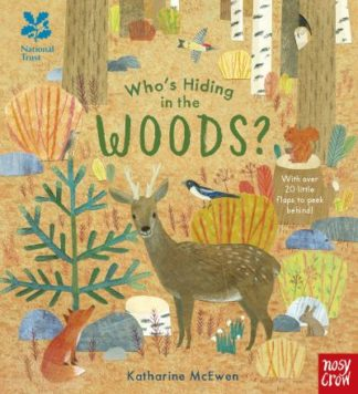 National Trust: Who's Hiding in the Woods? by Katharine McEwen