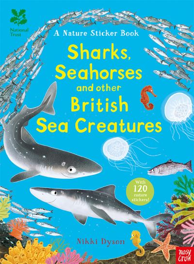National Trust Sharks Seahorses & Other by Nikki Dyson