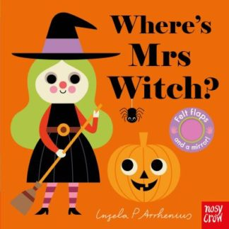 Where's Mrs Witch? by