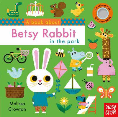 A Book About Betsy Rabbit by