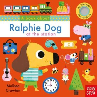A Book About Ralphie Dog by