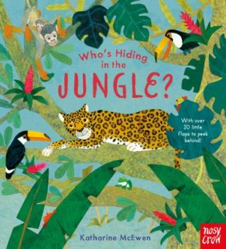 Who's Hiding in the Jungle? by