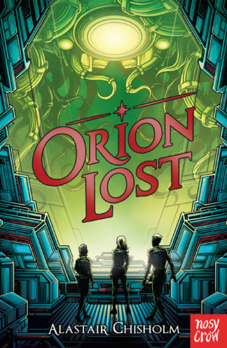 Orion Lost by Alastair Chisholm