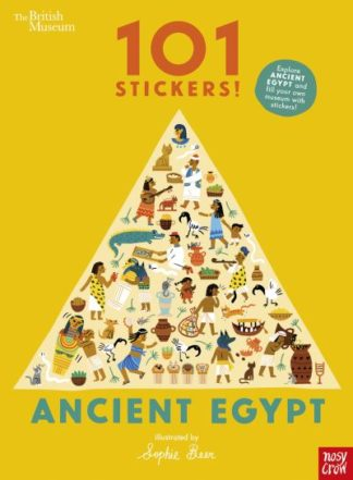 British Museum 101 Stickers! Ancient Egypt by