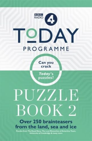 Today Programme Puzzle Book 2 by  ,