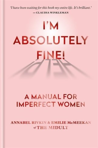 I'm Absolutely Fine! (CR18) by Annabel Rivkin  Midult