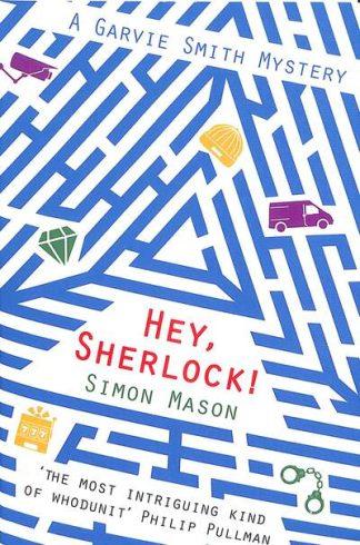 Hey Sherlock by Simon Mason