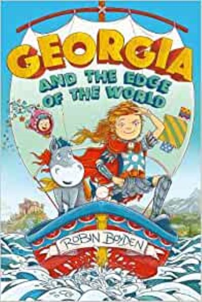Georgia and the Edge of the World by Robin Boyden