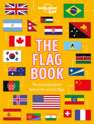 The Flag Book by Planet Kids Lonely