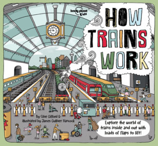 How Trains Work by Planet Kids Lonely
