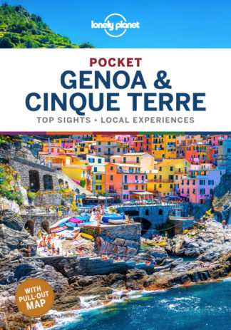 Lonely Planet Pocket Genoa & Cinque Terr by  ,