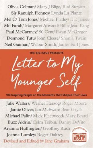 Letter To My Younger Self by Jane Graham