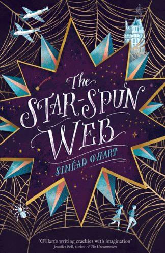 Star Spun Web by Sinead O'Hart