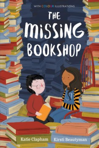 The Missing Bookshop by Katie Clapham