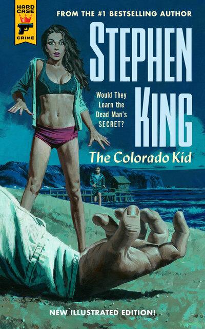 Colorado Kid by Stephen King
