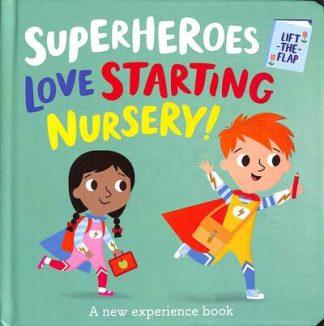 Superheroes LOVE Starting Nursery! by Katie Button