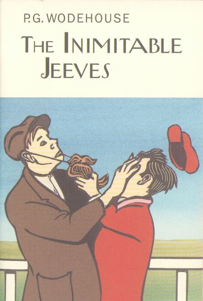 Inimitable Jeeves by P.G. Wodehouse