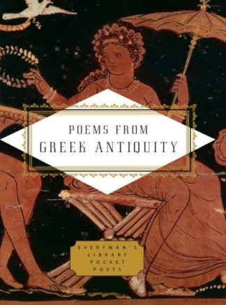 Poems from Greek Antiquity by