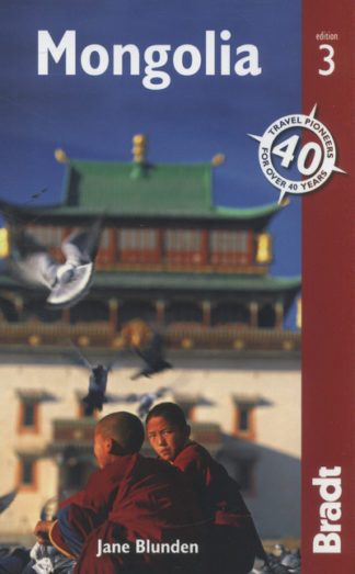 Mongolia by Jane Blunden