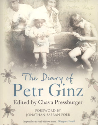 Diary of Petr Ginz by Petr Ginz
