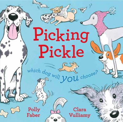 Picking Pickle by Polly Faber