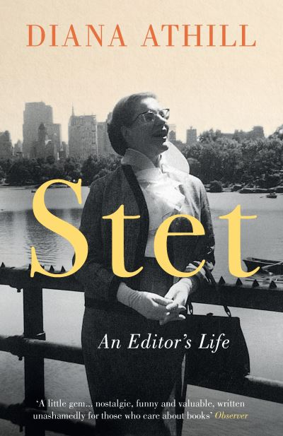 Stet by Diana Athill