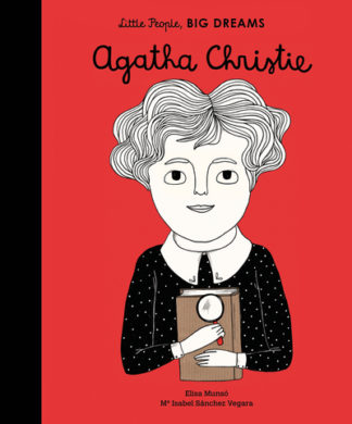 Agatha Christie by Vegara, Isabel Sanchez